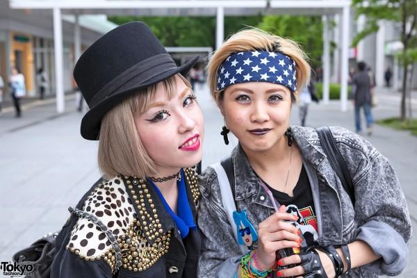 Lady Gaga Fan Fashion in Japan (37)