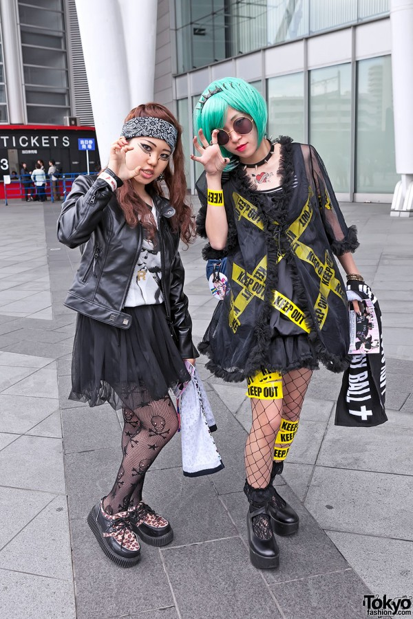 Lady Gaga Fan Fashion in Japan (38)