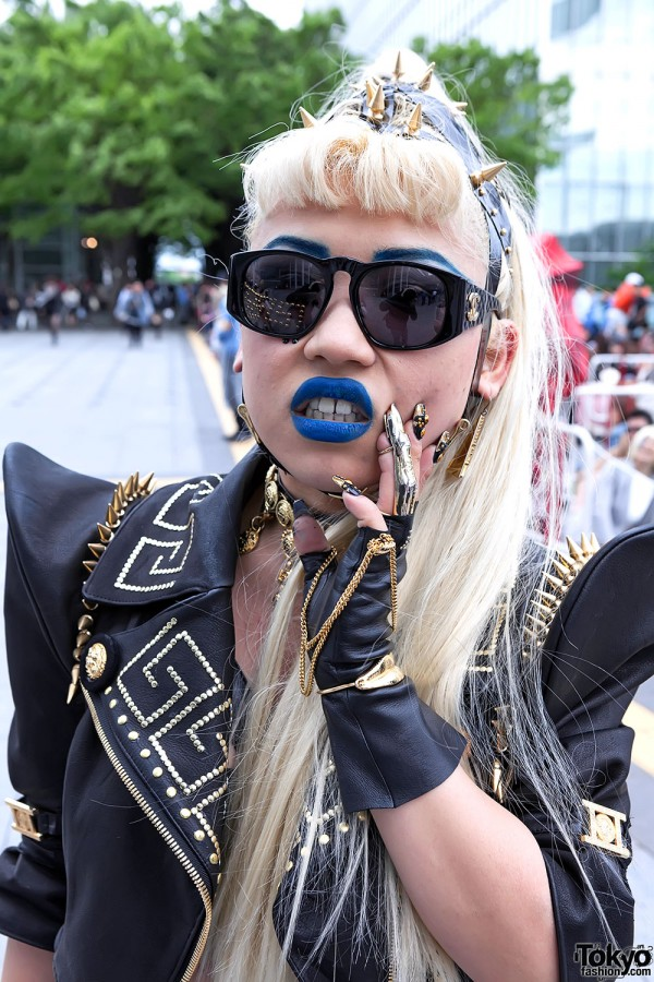 Lady Gaga Fan Fashion in Japan (41)
