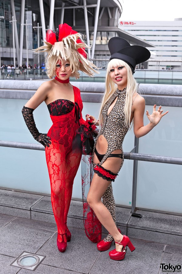 Lady Gaga Fan Fashion in Japan (43)