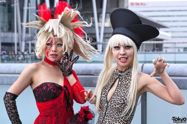 Lady Gaga Fan Fashion in Japan (44)