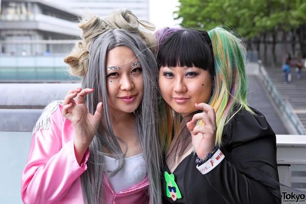 Lady Gaga Fan Fashion in Japan (46)