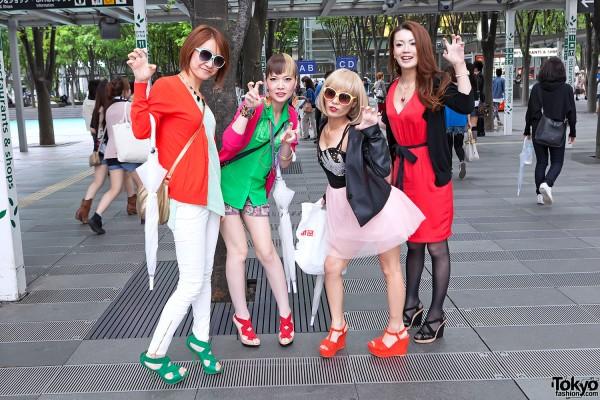 Lady Gaga Fan Fashion in Japan (49)