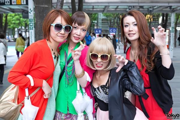 Lady Gaga Fan Fashion in Japan (50)