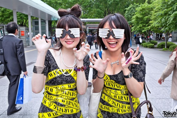 Lady Gaga Fan Fashion in Japan (52)