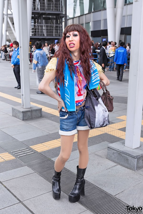Lady Gaga Fan Fashion in Japan (55)