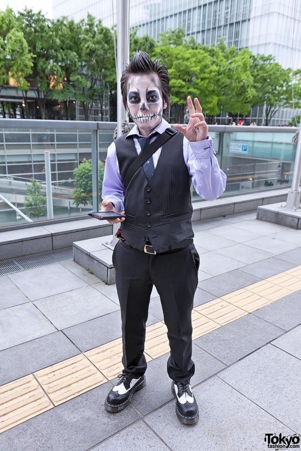 Lady Gaga Fan Fashion in Japan (57)