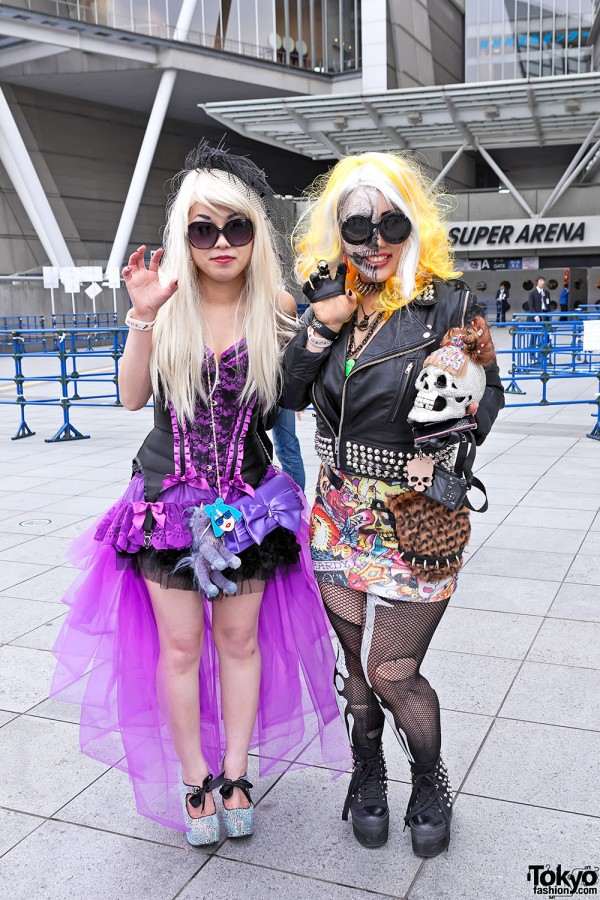 Lady Gaga Fan Fashion in Japan (59)