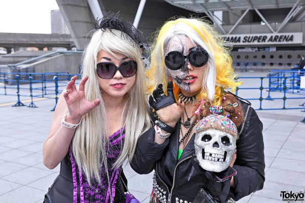 Lady Gaga Fan Fashion in Japan (60)