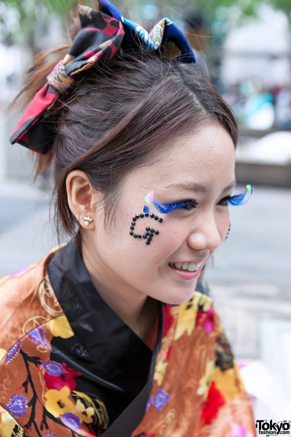 Lady Gaga Fan Fashion in Japan (4)