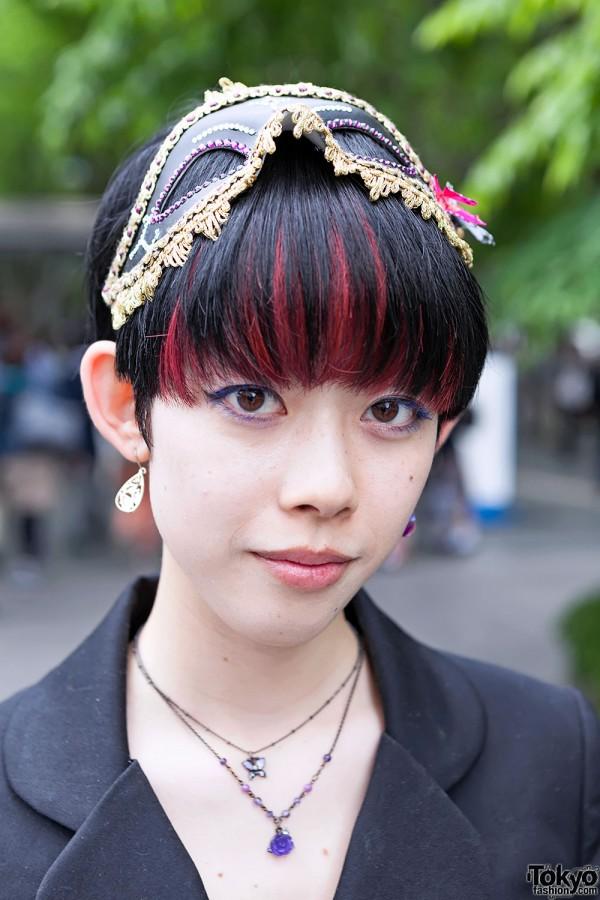 Lady Gaga Fan Fashion in Japan (62)