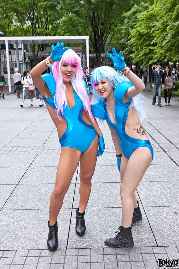 Lady Gaga Fan Fashion in Japan (63)