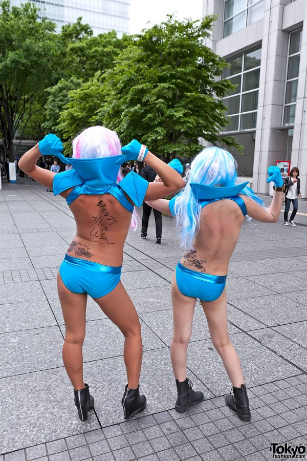 Lady Gaga Fan Fashion in Japan (65)