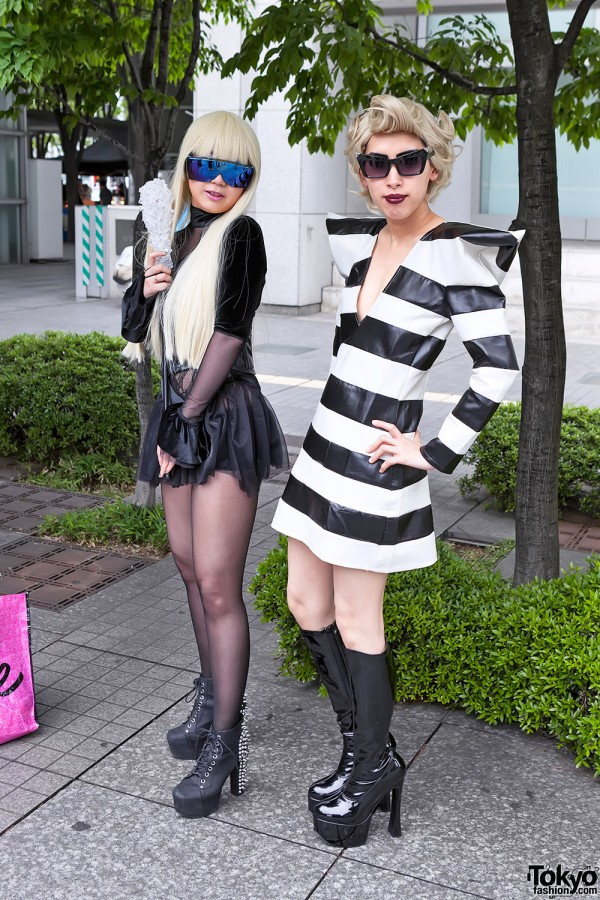 Lady Gaga Fan Fashion in Japan (66)