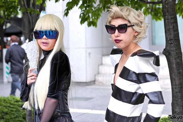 Lady Gaga Fan Fashion in Japan (67)