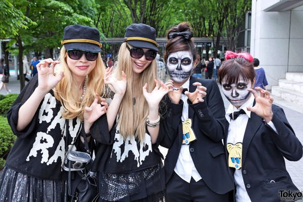 Lady Gaga Fan Fashion in Japan (71)