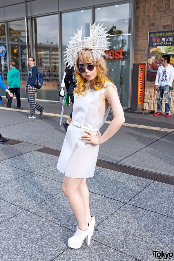 Lady Gaga Fan Fashion in Japan (72)