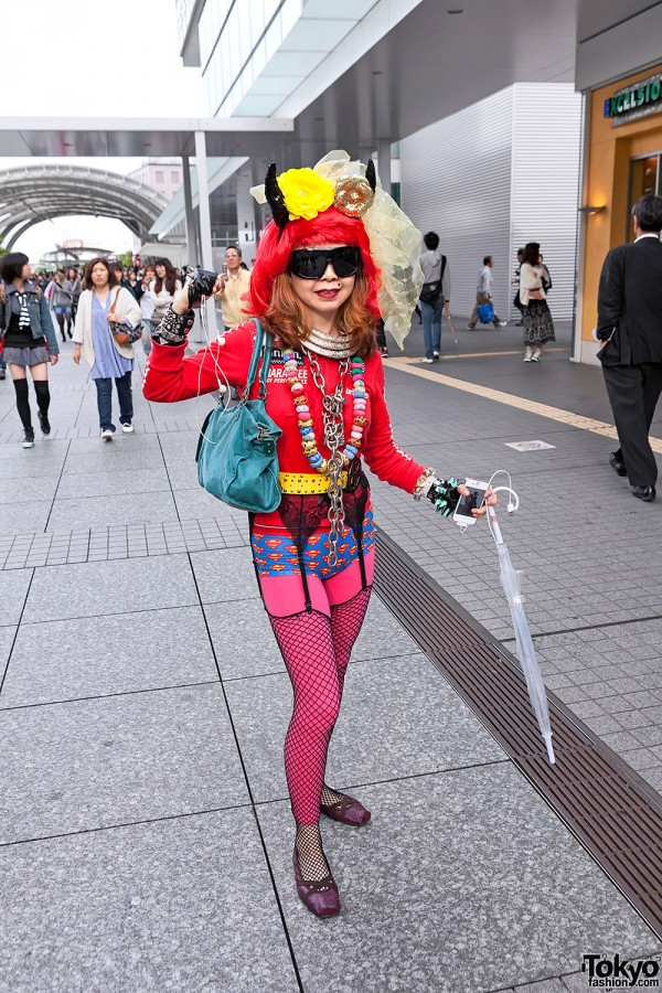 Lady Gaga Fan Fashion in Japan (74)