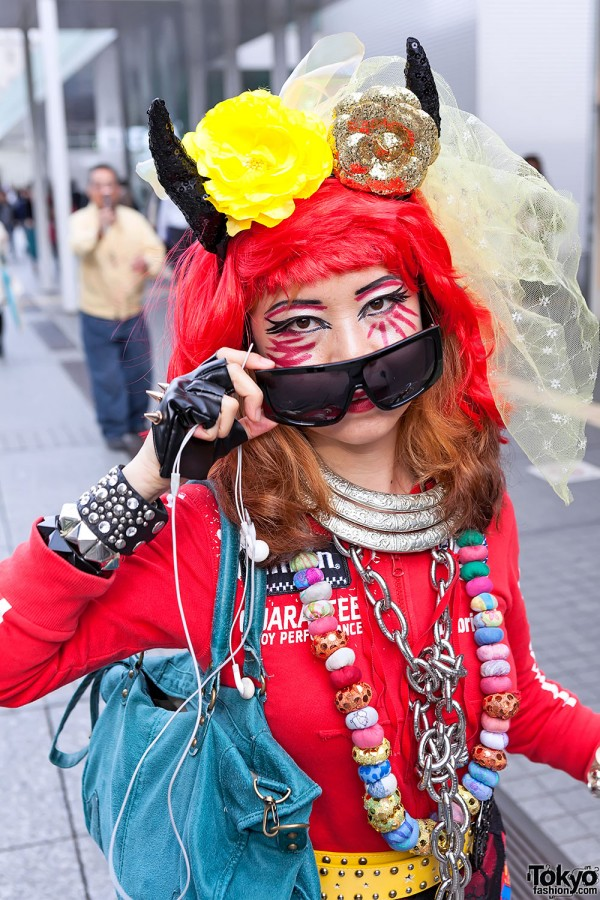 Lady Gaga Fan Fashion in Japan (75)