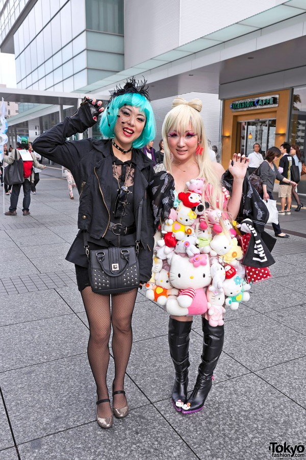 Lady Gaga Fan Fashion in Japan (76)