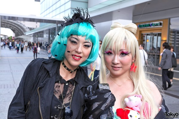 Lady Gaga Fan Fashion in Japan (77)
