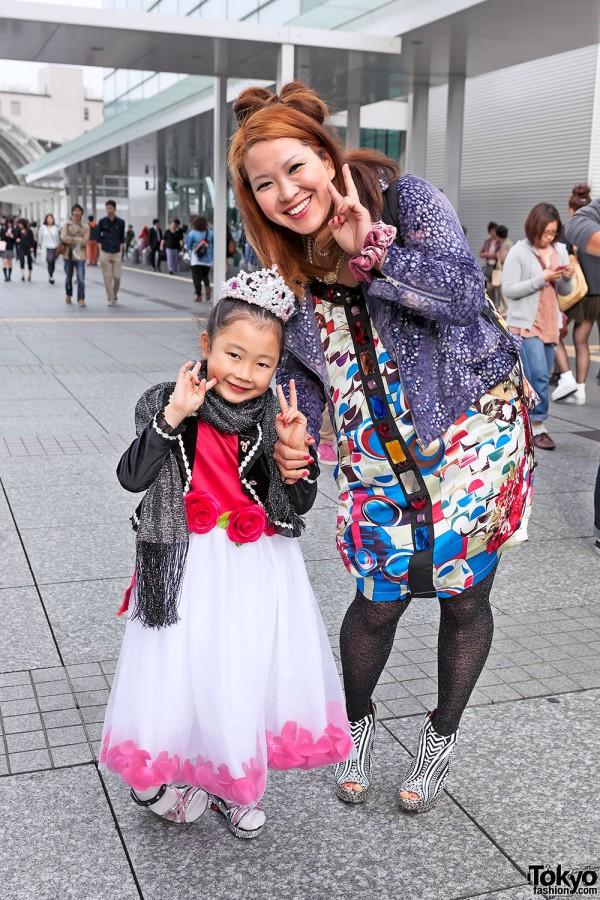 Lady Gaga Fan Fashion in Japan (9)