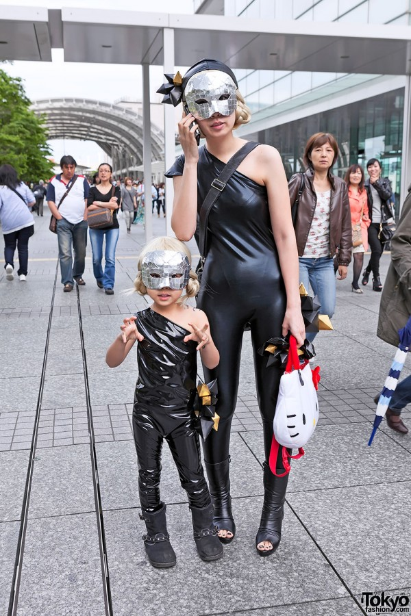 Lady Gaga Fan Fashion in Japan (78)