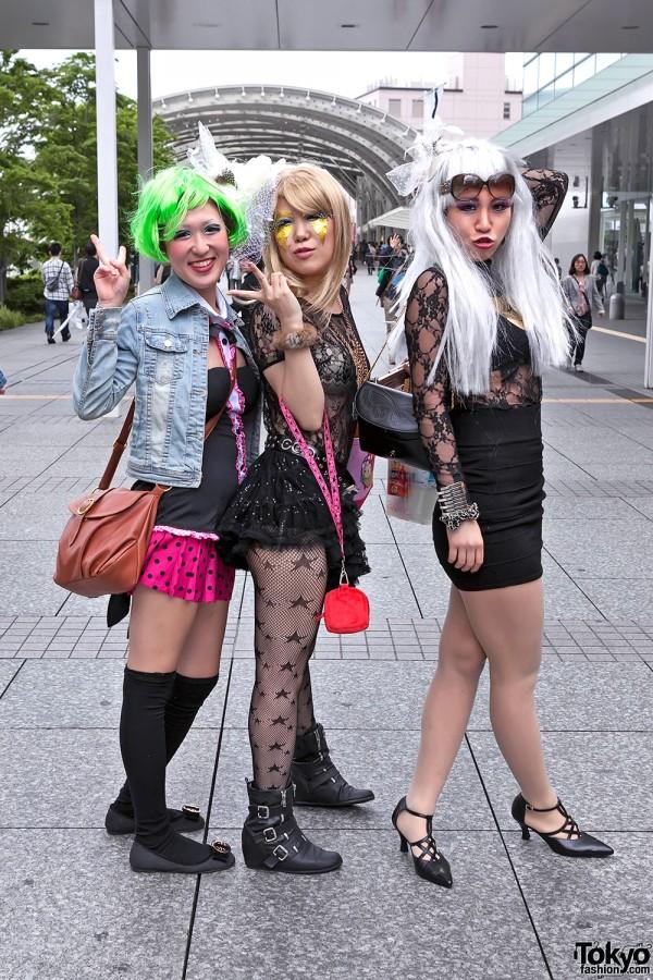 Lady Gaga Fan Fashion in Japan (80)