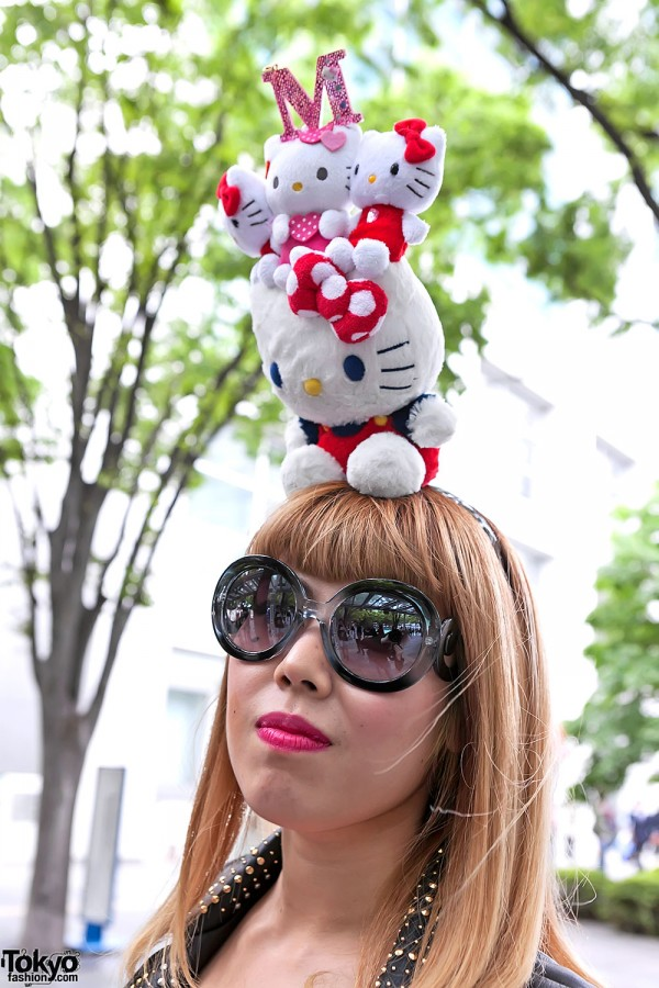 Lady Gaga Fan Fashion in Japan (83)