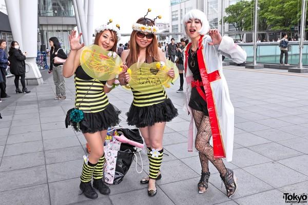 Lady Gaga Fan Fashion in Japan (84)