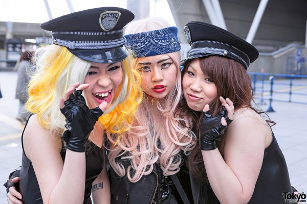 Lady Gaga Fan Fashion in Japan (87)