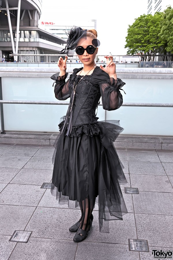 Lady Gaga Fan Fashion in Japan (88)
