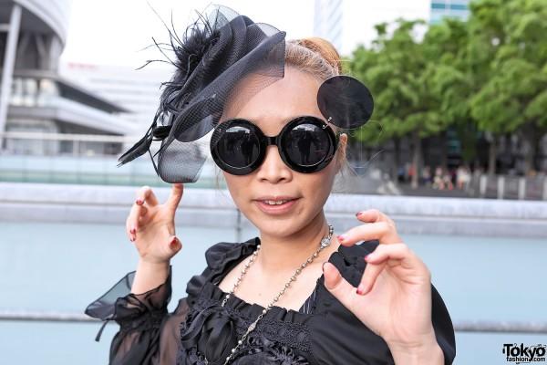 Lady Gaga Fan Fashion in Japan (89)