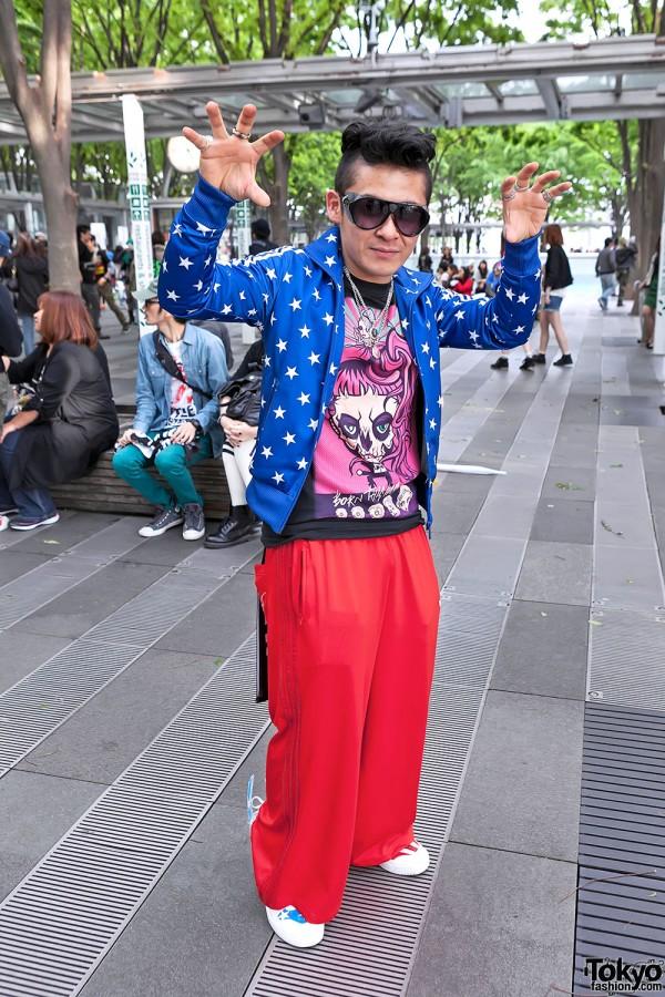 Lady Gaga Fan Fashion in Japan (93)