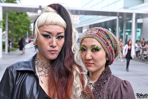 Lady Gaga Fan Fashion in Japan (96)