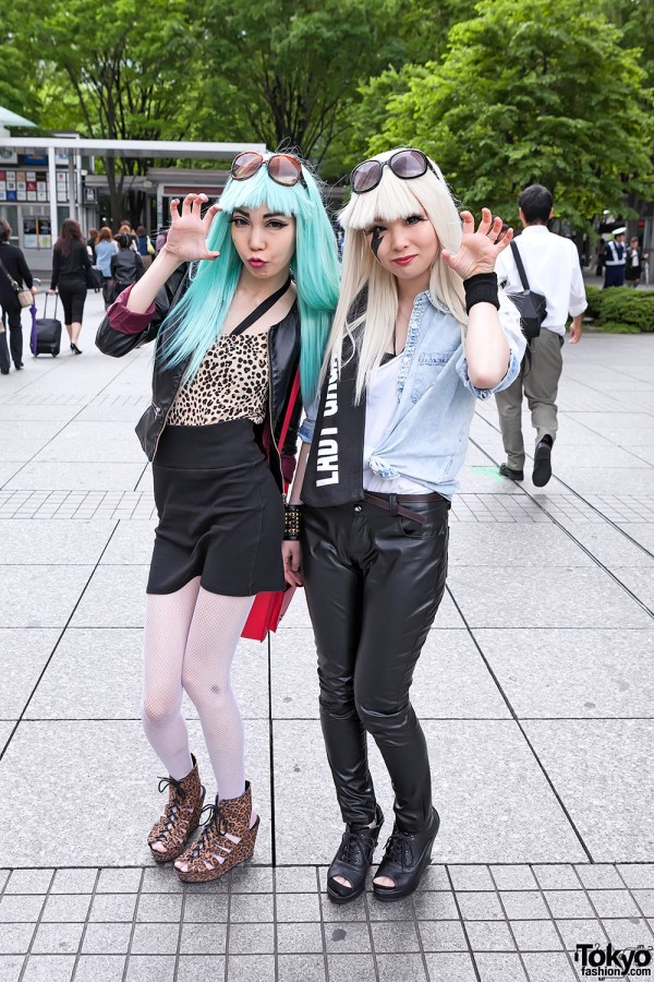 Lady Gaga Fan Fashion in Japan (99)