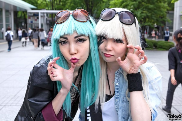Lady Gaga Fan Fashion in Japan (100)