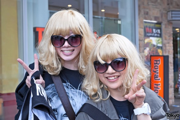 Lady Gaga Fan Fashion in Japan (102)
