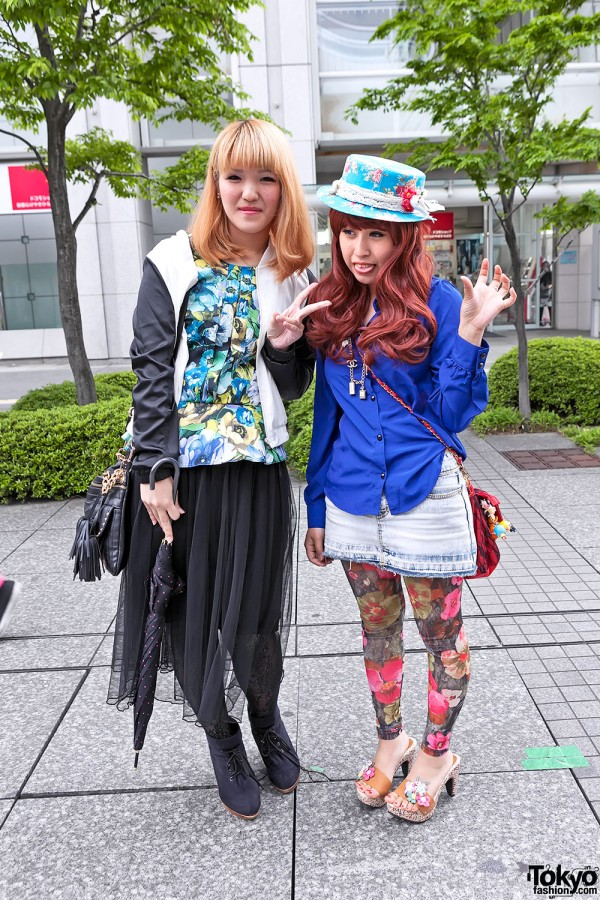 Lady Gaga Fan Fashion in Japan (103)