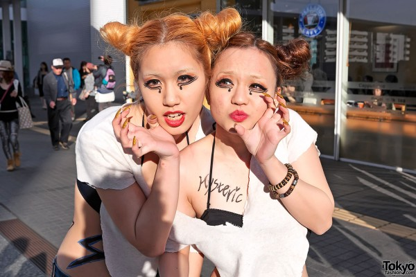 Lady Gaga Fan Fashion in Japan (108)