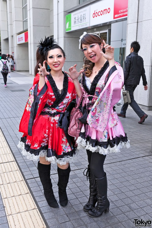 Lady Gaga Fan Fashion in Japan (110)