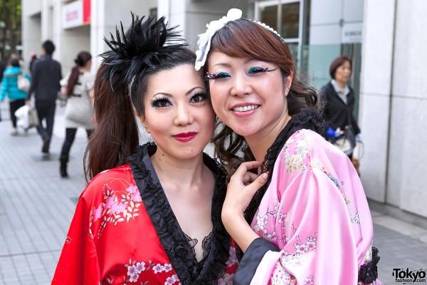 Lady Gaga Fan Fashion in Japan (111)