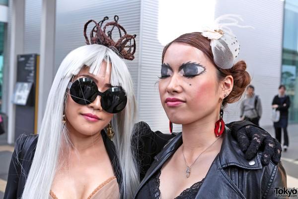 Lady Gaga Fan Fashion in Japan (115)