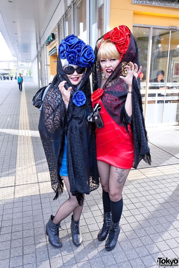 Lady Gaga Fan Fashion in Japan (116)