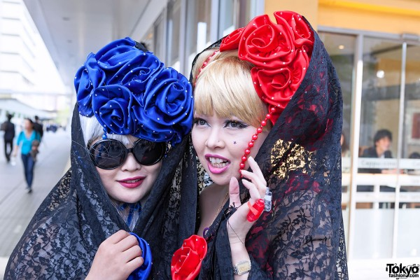 Lady Gaga Fan Fashion in Japan (117)