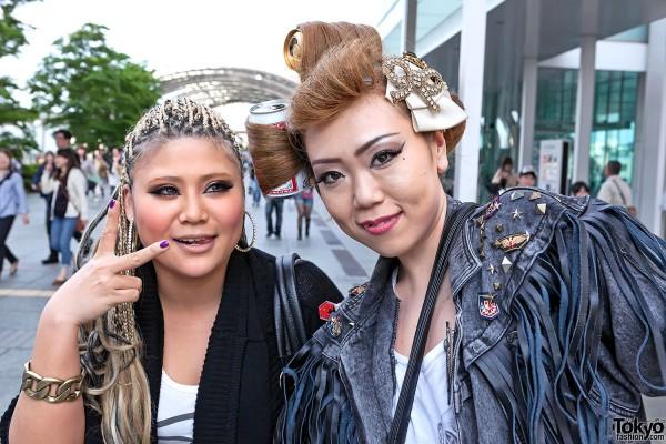 Lady Gaga Fan Fashion in Japan (121)