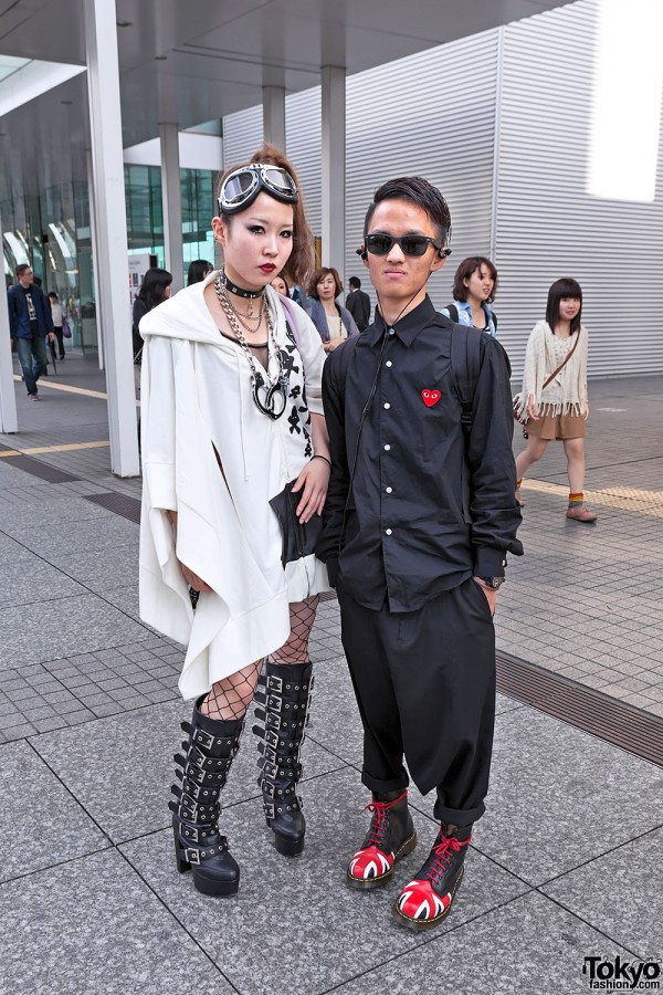 Lady Gaga Fan Fashion in Japan (122)