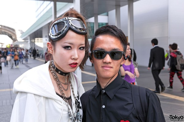 Lady Gaga Fan Fashion in Japan (123)