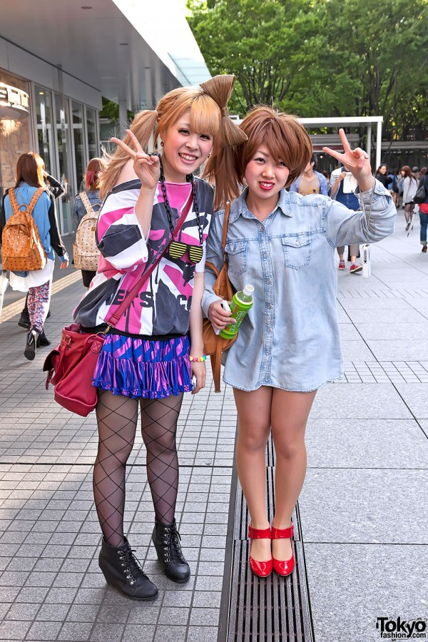 Lady Gaga Fan Fashion in Japan (126)
