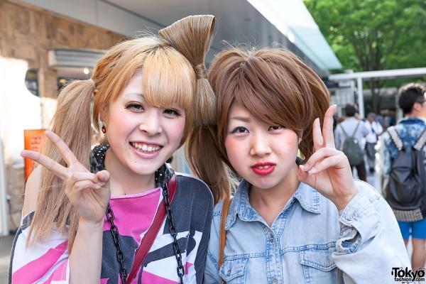 Lady Gaga Fan Fashion in Japan (127)